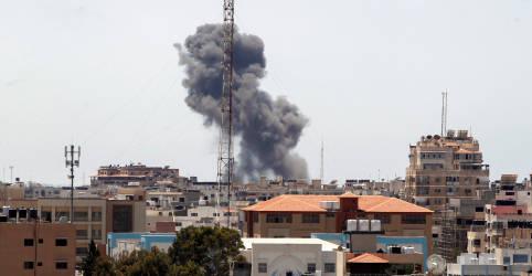 Placeholder - loading - Israel diz não ter cronograma para encerrar ataques em Gaza