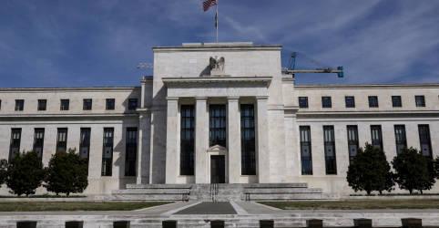 Placeholder - loading - Imagem da notícia Alguns membros do Fed se inclinaram a debate sobre mudança na política monetária, mostra ata