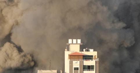 Placeholder - loading - Autoridade do Hamas diz esperar trégua com Israel 'dentro de um ou dois dias'