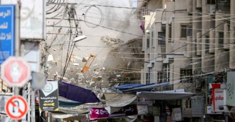 Placeholder - loading - Imagem da notícia Israel e Hamas acertam trégua em Gaza; Egito será encarregado de monitorar