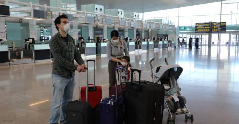 Placeholder - loading - Espanha permitirá entrada de viajantes vacinados de países de fora da UE em 7 junho