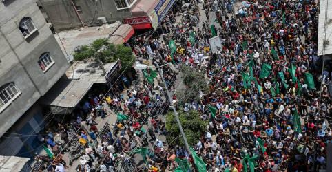 Placeholder - loading - Israel e Hamas respeitam trégua acertada após 11 dias de combates