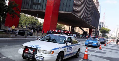 Placeholder - loading - Imagem da notícia Qualquer hora você pode ver carros e motos da polícia de Nova York nas ruas de São Paulo
