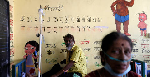 Placeholder - loading - Índia tem menor número de casos de Covid em 6 semanas, mas Estados sofrem para obter vacinas