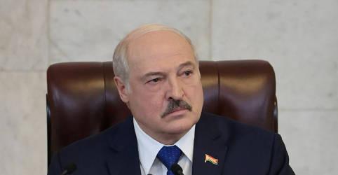Placeholder - loading - Imagem da notícia Líder de Belarus acusa Ocidente de usar incidente de avião para tentar miná-lo