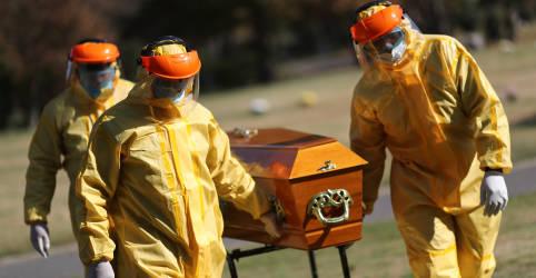 Placeholder - loading - Mortes por Covid-19 nas Américas podem ser maiores que o relatado, diz Opas