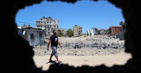 Placeholder - loading - Imagem da notícia Chefe de direitos humanos da ONU diz que ataques israelenses em Gaza podem ser crimes de guerra