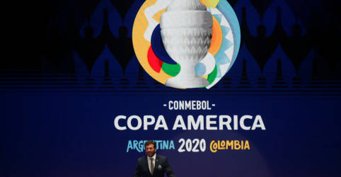 Placeholder - loading - Conmebol pede que Argentina sedie Copa América sozinha