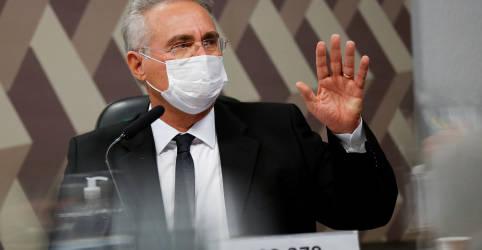Placeholder - loading - Vidas poderiam ter sido salvas com comportamento público do governo em favor da ciência, diz Renan