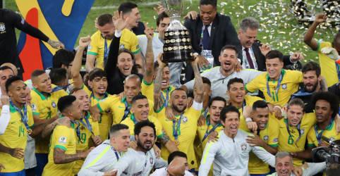 Placeholder - loading - Conmebol surpreende e anuncia Brasil como sede da Copa América