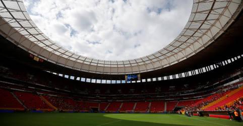 Placeholder - loading - Jogos da Copa América devem ser em Brasília, Natal, Manaus e Cuiabá