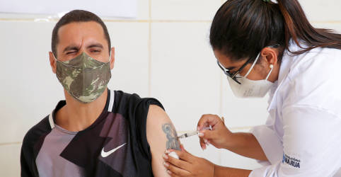 Placeholder - loading - Brasil poderia ter mesmo resultado de Serrana não fosse atraso na vacinação, diz Doria