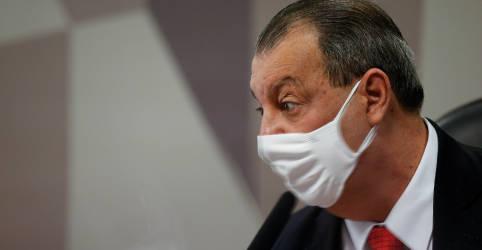 Placeholder - loading - Imagem da notícia Para presidente da CPI, governo tinha gabinete paralelo e nunca apostou em vacinas