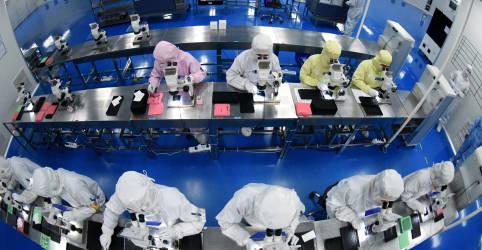 Placeholder - loading - Crescimento da indústria da China acelera em maio, mostra PMI do Caixin