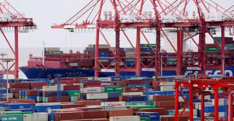 Placeholder - loading - Importações da China crescem no ritmo mais forte em uma década em maio