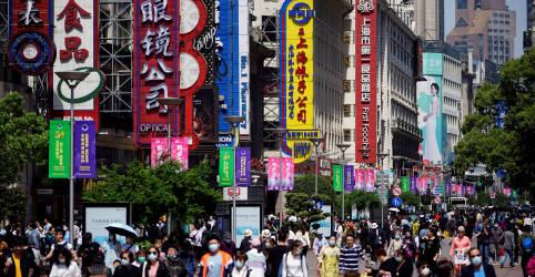 Placeholder - loading - Inflação ao produtor na China tem maior alta em 12 anos em meio e destaca pressões globais