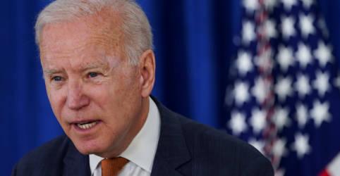 Placeholder - loading - Com cúpula do G7 como 1ª parada, Biden embarca em viagem de 8 dias à Europa