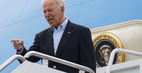 Placeholder - loading - Biden diz que vai anunciar um plano de vacina mundial