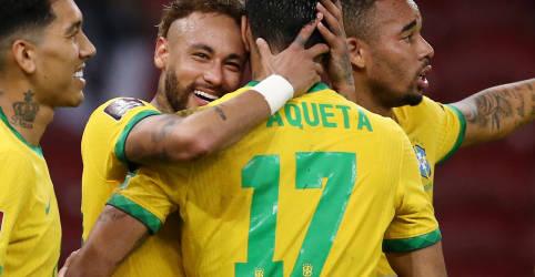 Placeholder - loading - Tite divulga lista de convocados para Copa América com mesma base das eliminatórias
