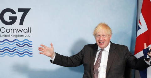 Placeholder - loading - Imagem da notícia Boris Johnson alerta Unia~Europeia sobre acordo comercial pós-Brexit