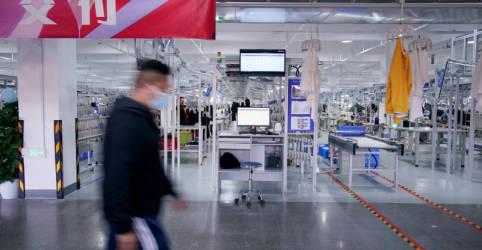 Placeholder - loading - Imagem da notícia Produção industrial e vendas no varejo da China ficam abaixo das expectativas em maio