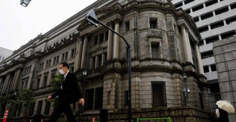 Placeholder - loading - Imagem da notícia BC do Japão vai lançar novo esquema para combate à mudança climática, mantém política monetária