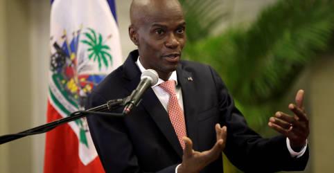 Placeholder - loading - Imagem da notícia Presidente do Haiti é assassinado em casa durante a noite, diz premiê interino