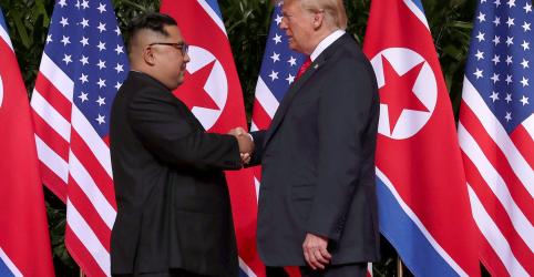 Trump e Kim se comprometem com desnuclearização, mas acordo é visto como simbólico