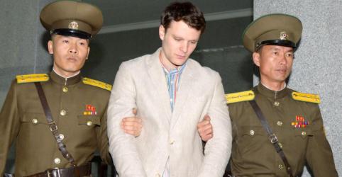 Trump diz que morte de Warmbier não foi em vão e cúpula com Coreia do Norte é um resultado