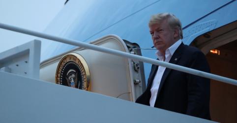Placeholder - loading - Trump diz que Coreia do Norte 'não é mais uma ameaça nuclear'