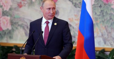 Placeholder - loading - Kremlin diz que cúpula entre Trump e Kim mostra que Putin estava certo sobre Coreia do Norte