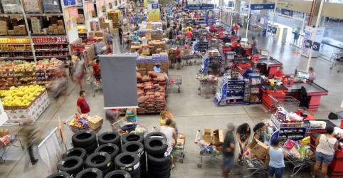 Placeholder - loading - Vendas no varejo do Brasil avançam 1,0% em abril, diz IBGE