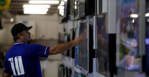 Placeholder - loading - Vendas varejistas no Brasil crescem acima do esperado em abril, mas greve ameaça ímpeto