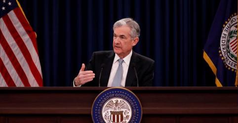 Placeholder - loading - Fed eleva juros em meio à inflação mais forte e muda orientação desde crise financeira