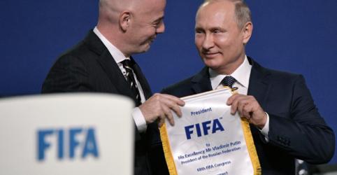 Placeholder - loading - Kremlin diz que apoio de Moscou a redução de conflito na Síria não tem relação com Copa do Mundo