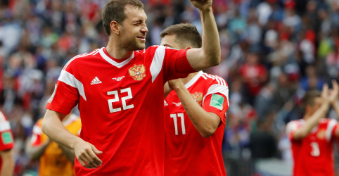 Rússia atropela Arábia Saudita por 5 x 0 na abertura da Copa do Mundo