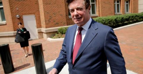 Placeholder - loading - Ex-chefe de campanha de Trump é mandado para prisão por juíza dos EUA