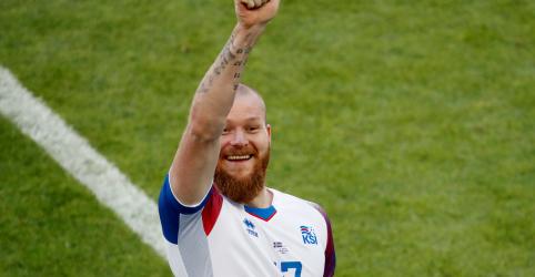 Placeholder - loading - Imagem da notícia Após surpreender Argentina, Islândia mira bom resultado contra Nigéria, diz Gunnarsson