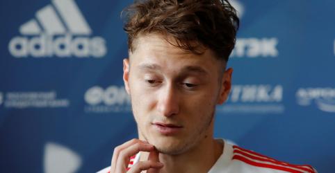 Placeholder - loading - Críticas antes da Copa inflamaram seleção russa, diz Miranchuk