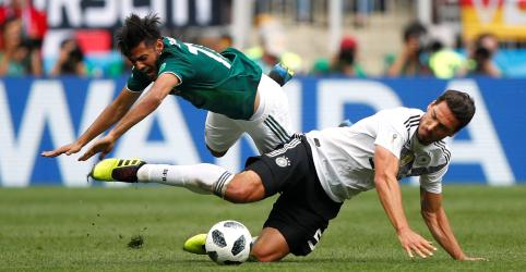 Fomos avisados, diz Hummels depois de derrota da Alemanha