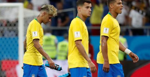 Brasil empata por 1 x 1 com Suíça e tropeça em estreia na Copa pela primeira vez desde 1978