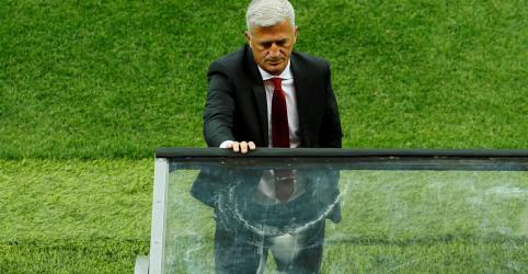 Técnico da Suíça cobra mais reconhecimento à equipe após empate com Brasil; diz que gol de Zuber foi legal