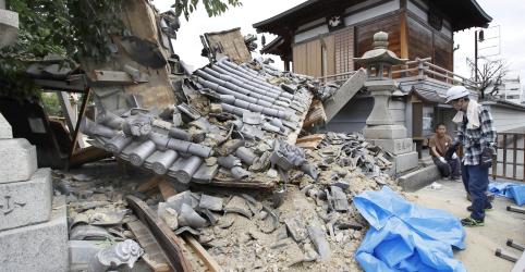 Terremoto de magnitude 6,1 atinge região japonesa de Osaka e deixa 3 mortos