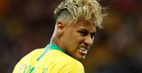 Placeholder - loading - Imagem da notícia Brasil fica a um jogo de igualar maior jejum de vitórias em Copas do Mundo