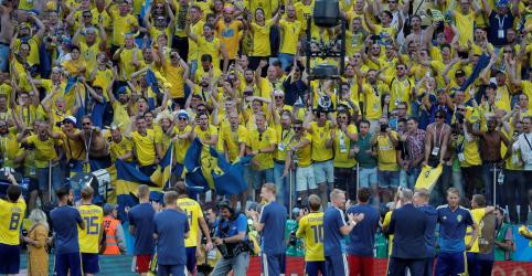 Suécia vence Coreia do Sul com pênalti marcado por VAR e encerra jejum histórico em estreias