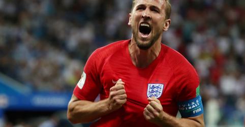Placeholder - loading - Harry Kane marca duas vezes e Inglaterra consegue vencer Tunísia por 2 x 1