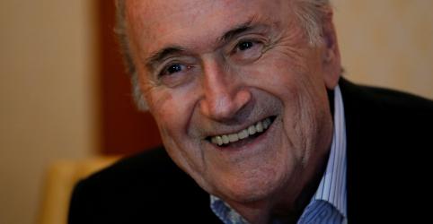 Blatter viaja a Moscou para encontrar Putin e acompanhar Copa do Mundo