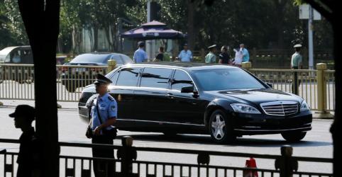 Placeholder - loading - Líder da China elogia colega norte-coreano por cúpula com Trump e promete apoio