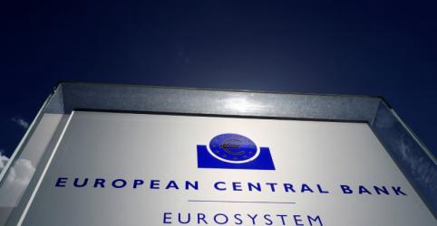 Placeholder - loading - Imagem da notícia Por trás da 'fachada de otimismo', BCE se preocupa com custo da guerra comercial, dizem fontes
