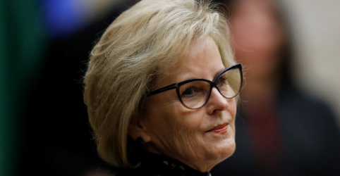 Placeholder - loading - Imagem da notícia Eleita presidente do TSE, Rosa Weber diz que 'enorme responsabilidade' a aguarda